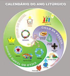 calend�rio liturgico novo