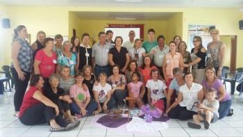 Curso de Multiplicadores - Rio Paraná - março 2015