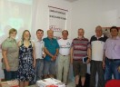 Visita alemã à Paróquia de Tangará da Serra