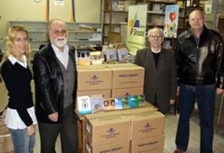 IECLB envia Bíblias e outras publicações para a Missão em Moçambique