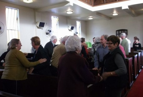 Evangelização em Taquara