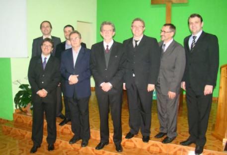 Ordenação e Instalação do Pastor Mateus Holz Tasso em Amambai/MS