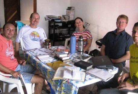 Reunião do Grupo Coordenador da Região Missionária Luterana Nordeste e Belém