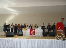 Dia da Igreja reúne 500 pessoas em Foz do Iguaçu/PR