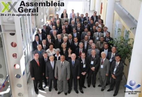 Assembleia Geral da SBB define metas para o próximo triênio