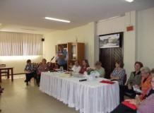 Assembleia da Associação Wally Heidrich