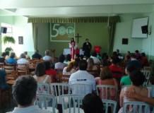 Comemoração da Reforma em Uberlândia/MG