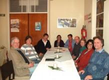 Visita do P. Kurt Herrera da OMEL (Obra Missionária Evangélico Luterana na Baixa Saxônia) Hermannsburg