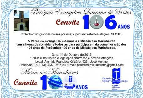 Paróquia de Santos e Missão aos Marinheiros