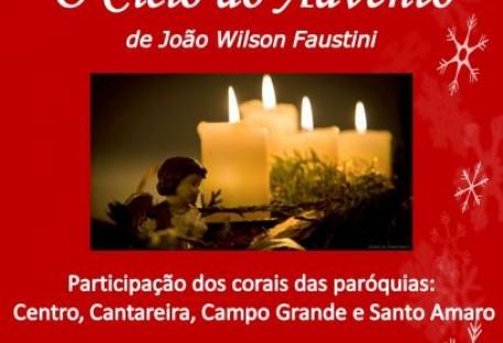 Encontro de Corais da União Paroquial de São Paulo 9/12/2012