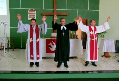 Culto da Reforma em Santa Helena, Missal e Itaipulandia/PR