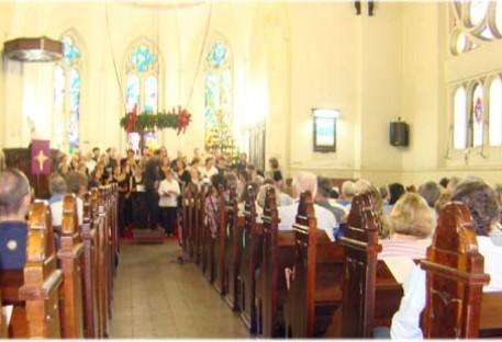 Celebração de Advento da União Paroquial de São Paulo