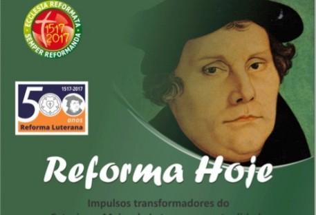 Reforma Hoje - Impulsos transformadores do Catecismo Maior de Lutero para a atualidade