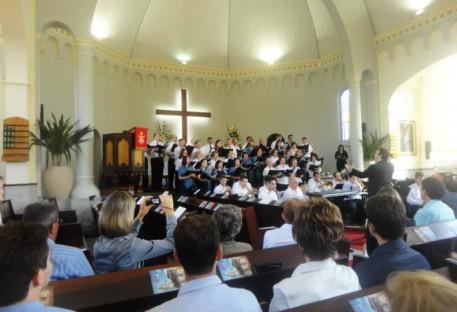 Comunidade de Brusque completa 150 anos com programações festivas