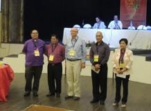 Pastor Felipe Adolf da Igreja Evangélica Luterana do Equador eleito Presidente do CLAI 2013-2018