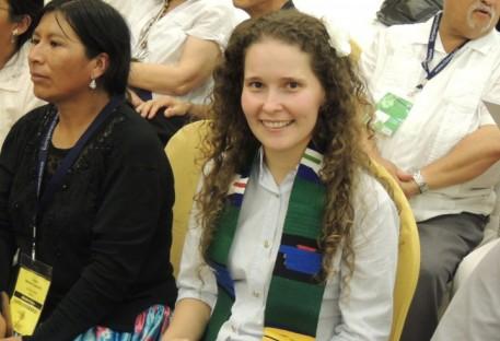 Katilene Willms Labes eleita na Junta Diretiva do CLAI