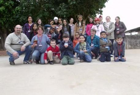 Novidade para as crianças da Paróquia do Araguaia