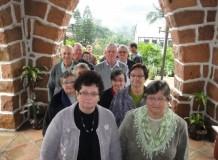 Comunidade Sião de L. Frank - Westfália do Vale do Taquari celebra culto de Ação de Graças