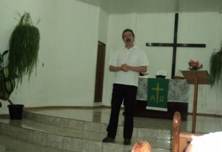 Representante da OMEL visita Gaúcha do Norte