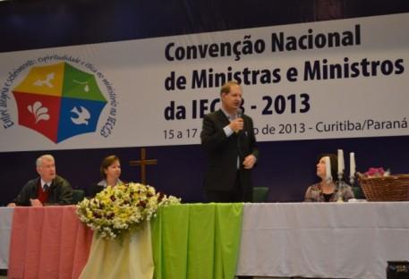 Convenção Nacional de Ministras e Ministros da IECLB - 2013 - II