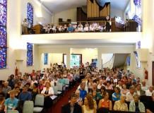 Dia da Igreja - Festa da Reforma e muita Confraternização