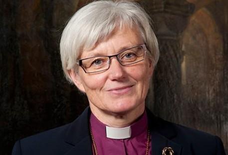 A Pastora Drª Antje Jackelen foi eleita Arcebispa da Igreja Luterana da Suécia
