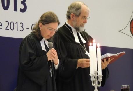 Entre alegria e sofrimento: espiritualidade e ética no Ministério na IECLB - Último dia da Convenção