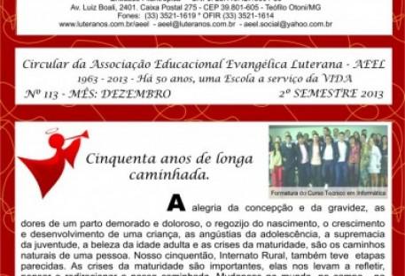 Boletim Informativo do Internato Rural - dez/2013