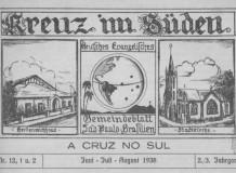 Jornal A Cruz no Sul - Das Kreuz im Süden