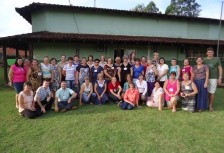Seminário e IX Assembleia da Associação dos Grupos de OASE - Sínodo MT - 01 a 03 de Maio de 2014 - Chapada dos Guimarães