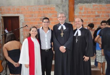 Dedicação do templo de São Luís