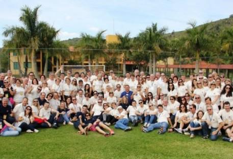 Paróquia Bom Pastor de Brusque realiza grande encontro com casais
