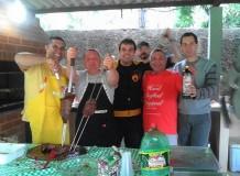 Confraternização de Final de Ano dos Grupos e Lideranças em Petrópolis/RJ