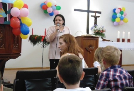 Primeiro Domingo de Advento e Rememorização do Batismo.