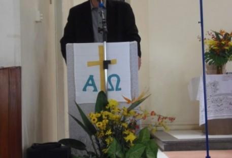 Comunidade Evangélica de Confissão Luterana de Santa Maria/RS começa a celebrar 150 anos