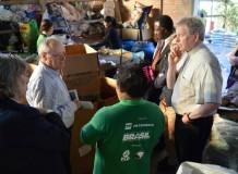 Comitiva da Igreja Evangélica na Alemanha conhece trabalho da FLD