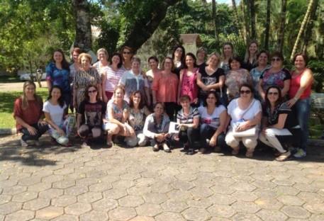 Mulheres de Brusque participam de retiro em Rodeio 12