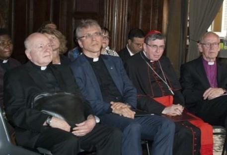 """Papa Francisco ao CMI: """"Nosso diálogo precisa continuar"""""""