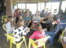 Núcleo Litoral realiza Seminário de Líderes e Passa-dia com jovens e confirmandos