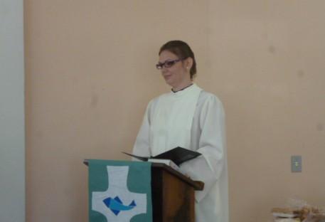 Em Itapoá: Culto e Festa da Colheita!