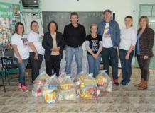 Culto de Ação de Graças na Comunidade de Lageado, em Mamborê PR