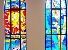 Inauguração dos Vitrais do Templo da Comunidade da Ascensão - Pilarzinho / Curitiba PR