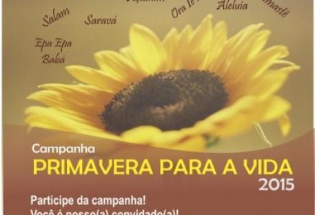 Campanha Primavera para a Vida convida para Diálogo Inter-Religioso