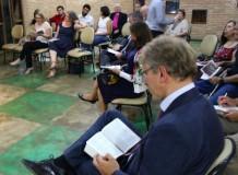 Brasil: secretário geral do CMI reflete sobre violência, direitos humanos, justiça climática e missão
