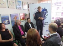 Secretário-Geral do CMI, Olav Fykse Tveit, chega ao Brasil