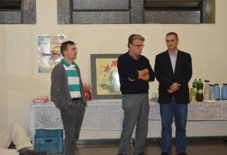Consulta da IECLB e Igreja na Baviera