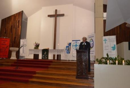 Abertura da 13ª Conferência Diaconia das Américas e Caribe - DOTAC