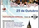 Dia da Igreja - São Paulo/SP