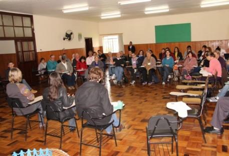 Ações do Conselho de Igrejas para Estudo e Reflexão - CIER - 2016