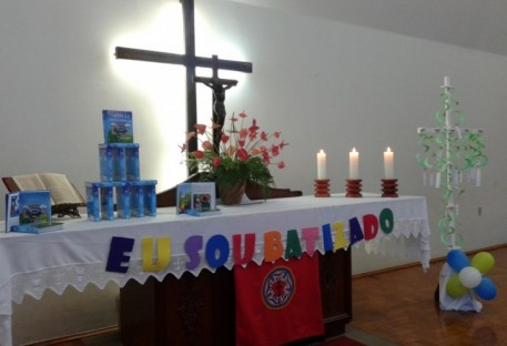 Recordação de Batismo em Venâncio Aires/RS